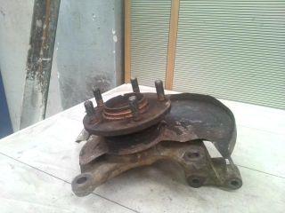bontott MAZDA MPV Jobb első Csonkállvány Kerékaggyal