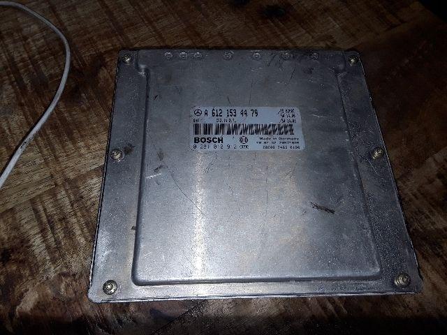 Használt MERCEDES-BENZ C-CLASS C 270 CDI (203.016) Motorvezérlő egység / ECU / PCM modul Alkatrész