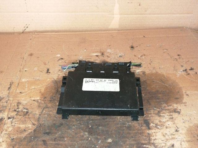 bontott MERCEDES-BENZ E-CLASS Komfort Elektronika