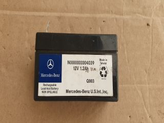 bontott MERCEDES-BENZ S-CLASS Hybrid Akkumulátor