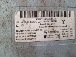 bontott MERCEDES-BENZ SLK Telefon Elektronika