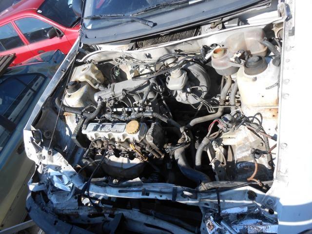 bontott OPEL ASTRA F Alapjárati Motor