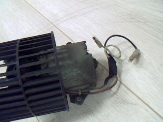 bontott OPEL ASTRA F Fűtőmotor (Nem klímás)