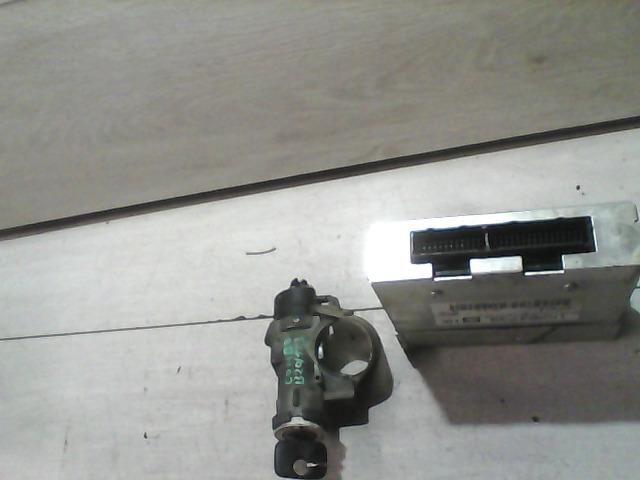 Használt OPEL COMBO 1.2 Motorvezérlő egység / ECU / PCM modul Alkatrész