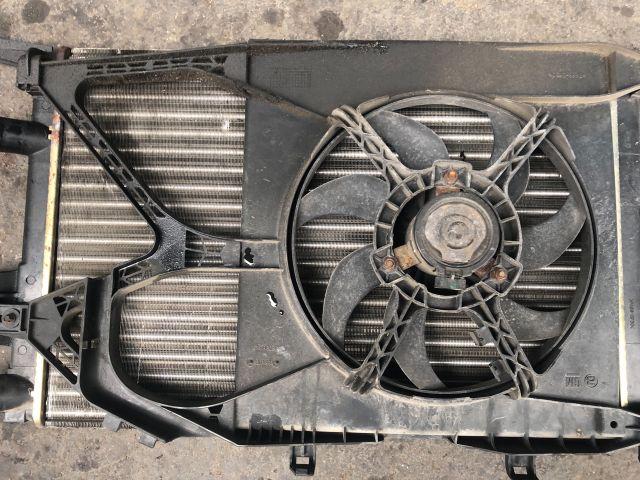 bontott OPEL CORSA C Hűtőventilátor