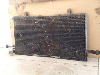 bontott OPEL FRONTERA Klímahűtő Radiátor