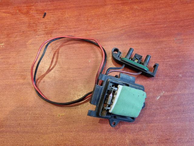bontott OPEL VIVARO Előtét Ellenállás Fűtőmotor