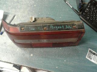 bontott PEUGEOT 304 Bal hátsó Lámpabúra