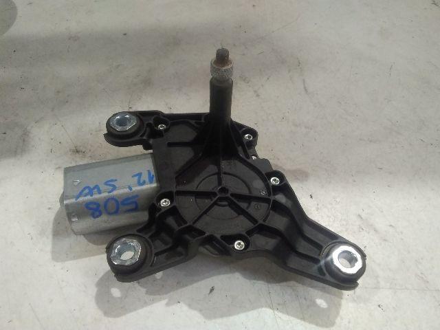 Bontott PEUGEOT 508 SW Ablaktörlő motor hátsó Alkatrész