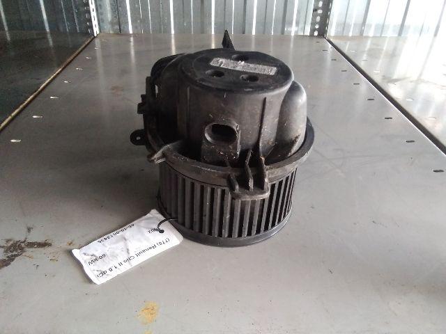 Használt RENAULT CLIO II 1.5 dCi (B/CB08) Fűtőmotor / Fűtőventilátor (nem klímás) Alkatrész