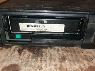 bontott RENAULT ESPACE IV Rádió / CD