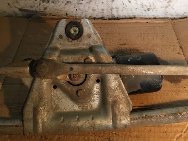 bontott RENAULT KANGOO Első Ablaktörlő Szerkezet Motorral