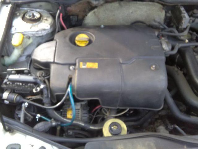 bontott RENAULT MEGANE I Motor (Fűzött blokk hengerfejjel)