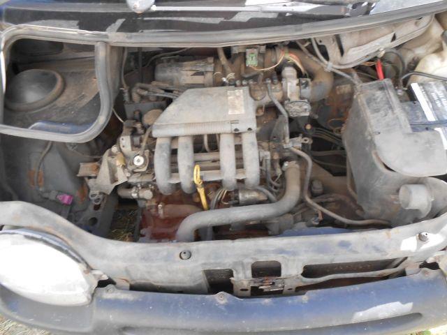 bontott RENAULT TWINGO I Előtét Ellenállás Fűtőmotor