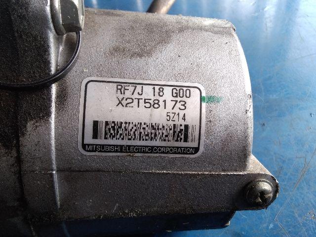 Használt RF7J18G00X2T58173 Vákuumpumpa / Vákuum szivattyú / Tandem pumpa Alkatrész