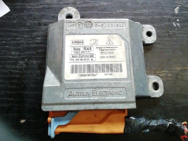 bontott ROVER 45 Légzsák Elektronika