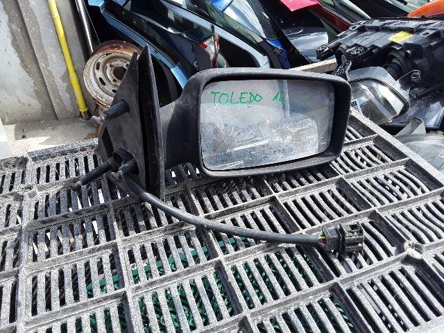 Használt SEAT TOLEDO Jobb Visszapillantó tükör Elektromos Alkatrész