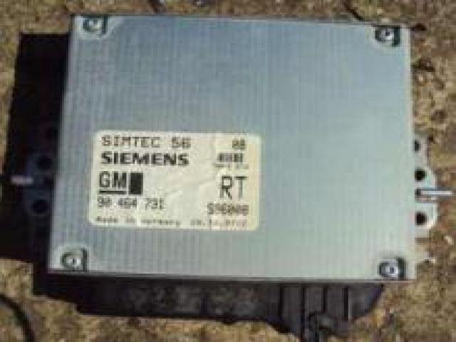 Használt SIMTEC56 Motorvezérlő egység / ECU / PCM modul Alkatrész