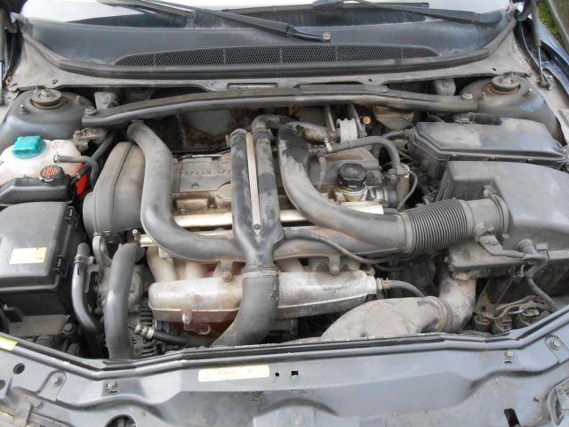 bontott VOLVO S80 Bal hátsó Ablakemelő Motor