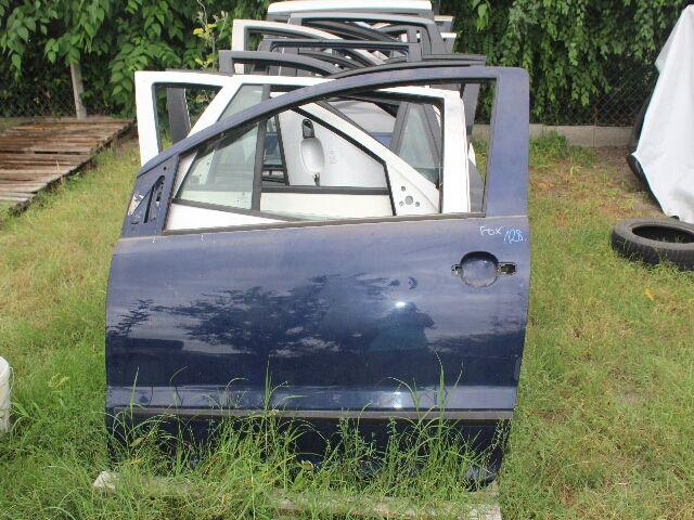 Használt VW FOX Bal első ajtólap (üres lemez) Alkatrész