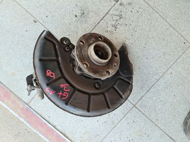 Használt VW GOLF PLUS 1.9 TDI Csonkállvány kerékaggyal jobb első Alkatrész