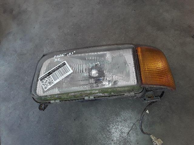 Bontott VW PASSAT (32B) 1.8 Bal fényszóró / első lámpa Alkatrész