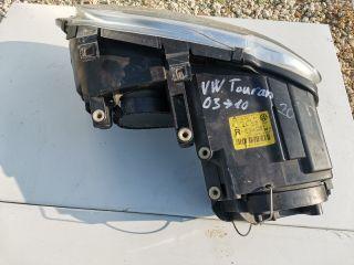 bontott VW TOURAN Jobb Fényszóró