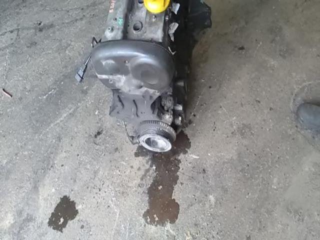 Használt x14xe20720451 Motor, benzin (fűzött blokk hengerfejjel) Alkatrész