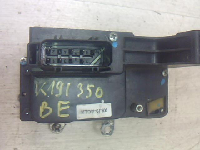 Használt x5j9aclk Bal első ajtózár / ajtó zárszerkezet Alkatrész
